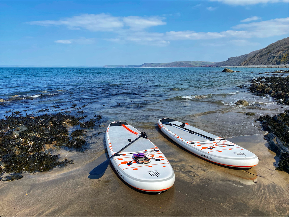 6 ways to SUP this summer